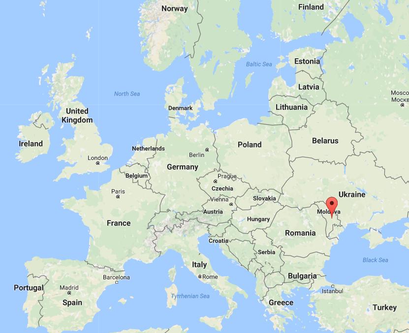 摩尔多瓦:一个位置在欧洲,生活质量堪比非洲的国家?
