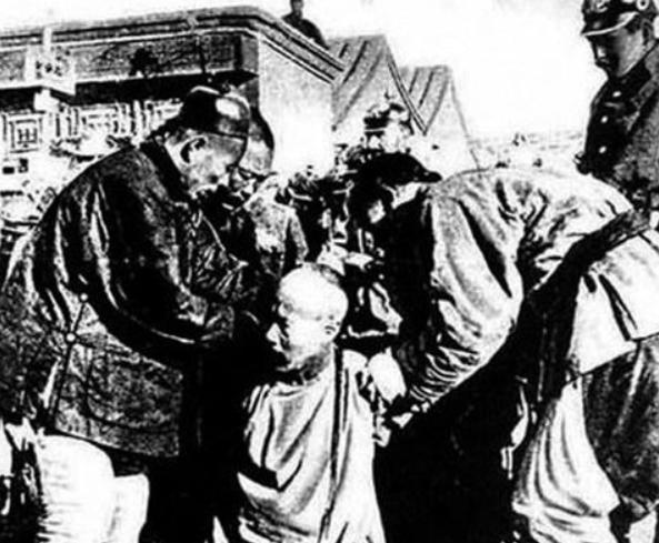 戊戌六君子是哪六位(康有为梁启超为什么没被杀)
