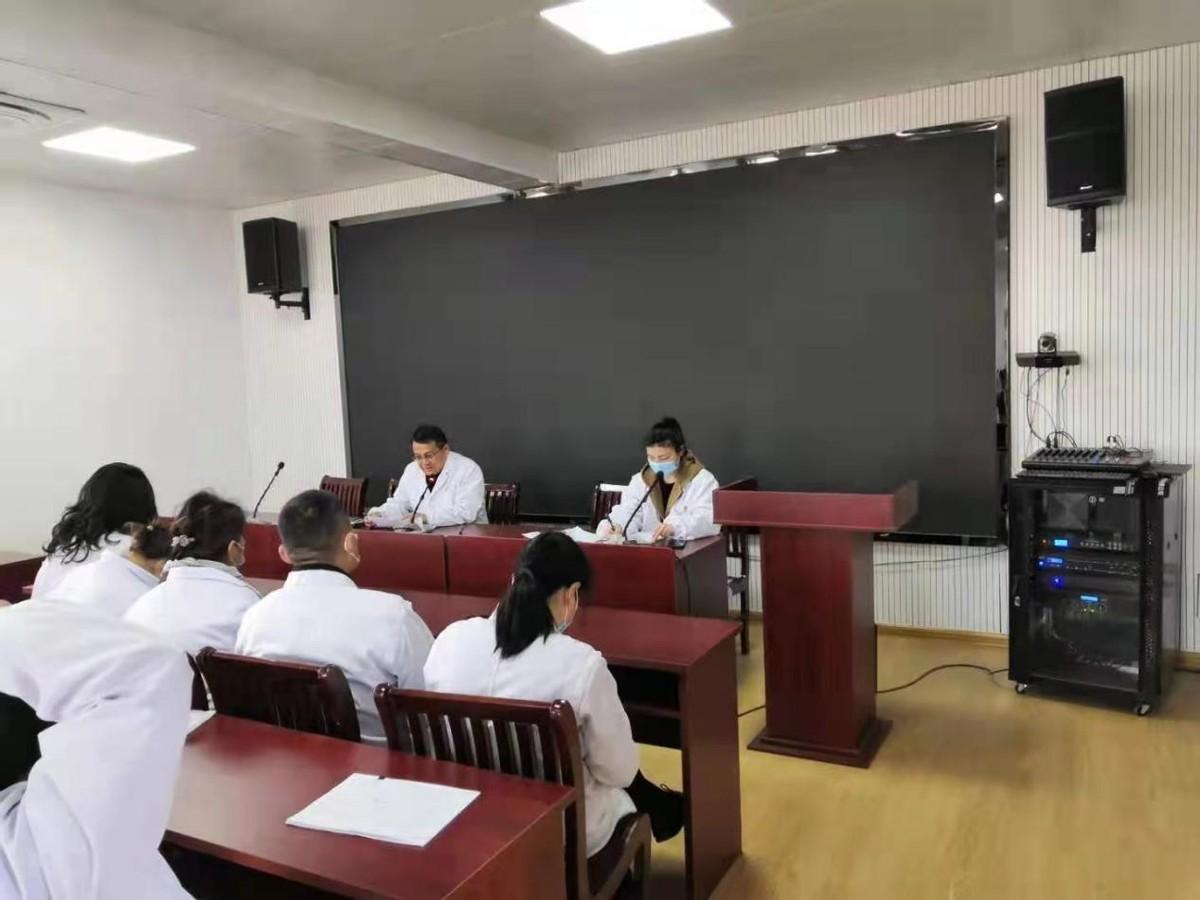 江苏射阳县兴桥镇卫生院开展为民健康优质服务活动