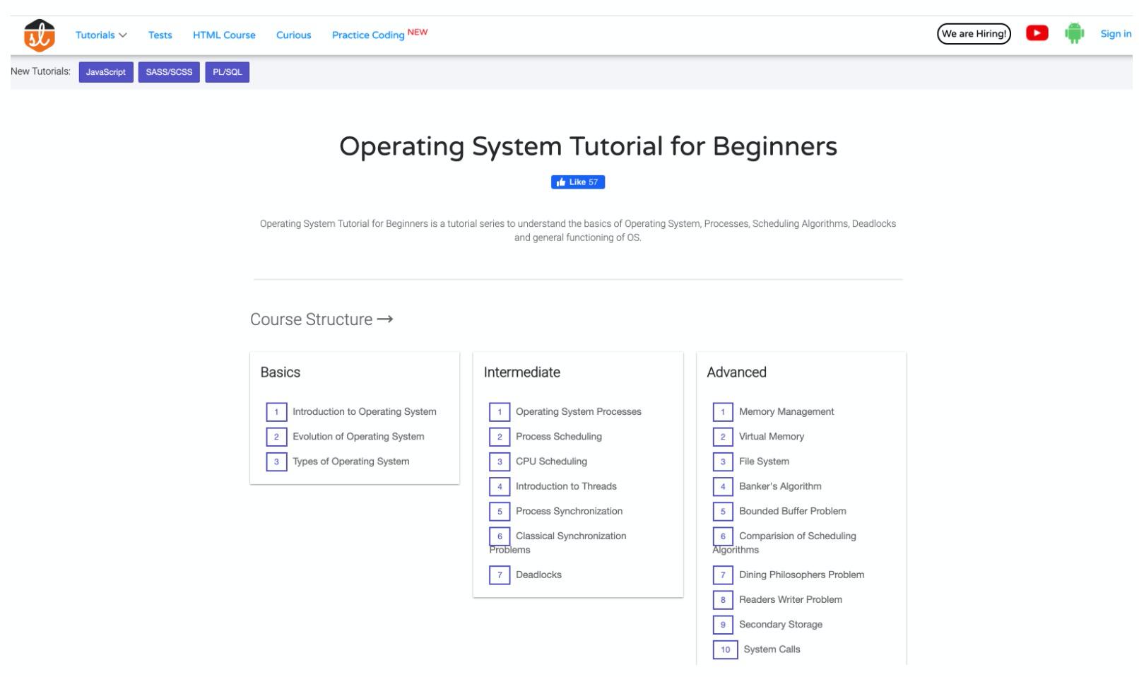 小白如何学习操作系统?