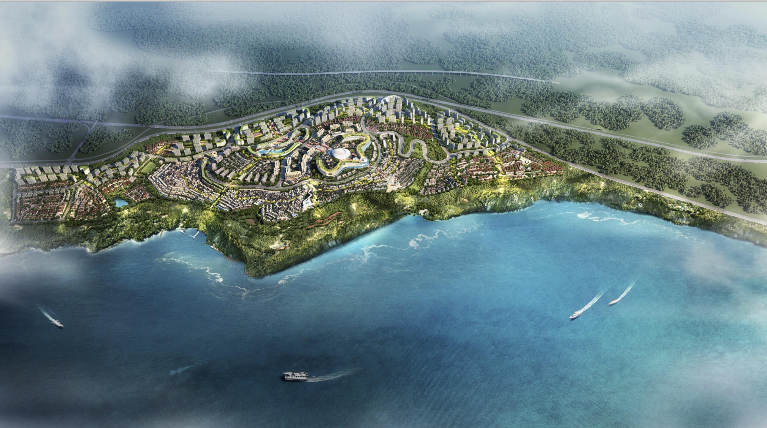 滇池2339亩新地标撬动南湾高地 昆明文旅康养3.0时代开启