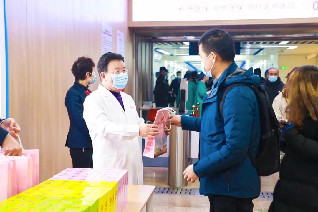 「便利」西安國際醫學中心醫院與地鐵6號線成功無縫對接