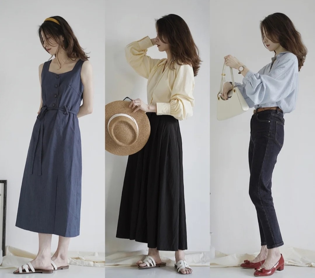 """夏季流行""""穿简不穿繁"""",掌握这4个技巧,普通人也能气质翻倍"""