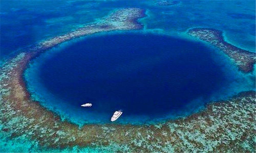 揭秘伯利兹大蓝洞,不仅是探险者的天堂,更是地质学上的奇迹-第3张图片-IT新视野