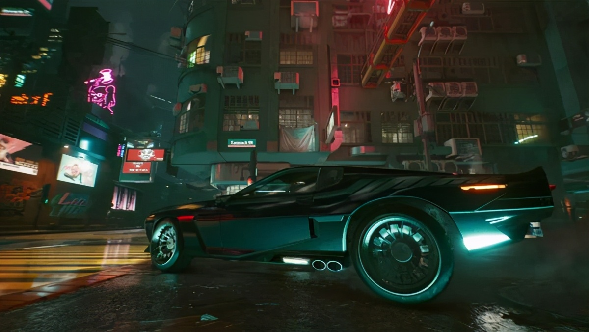 赛博朋克2077初体验:一趟让人不舍的夜之城之旅