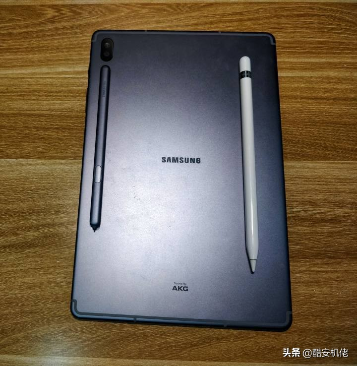 三星平板电脑Galaxy Tab S6深度体验报告