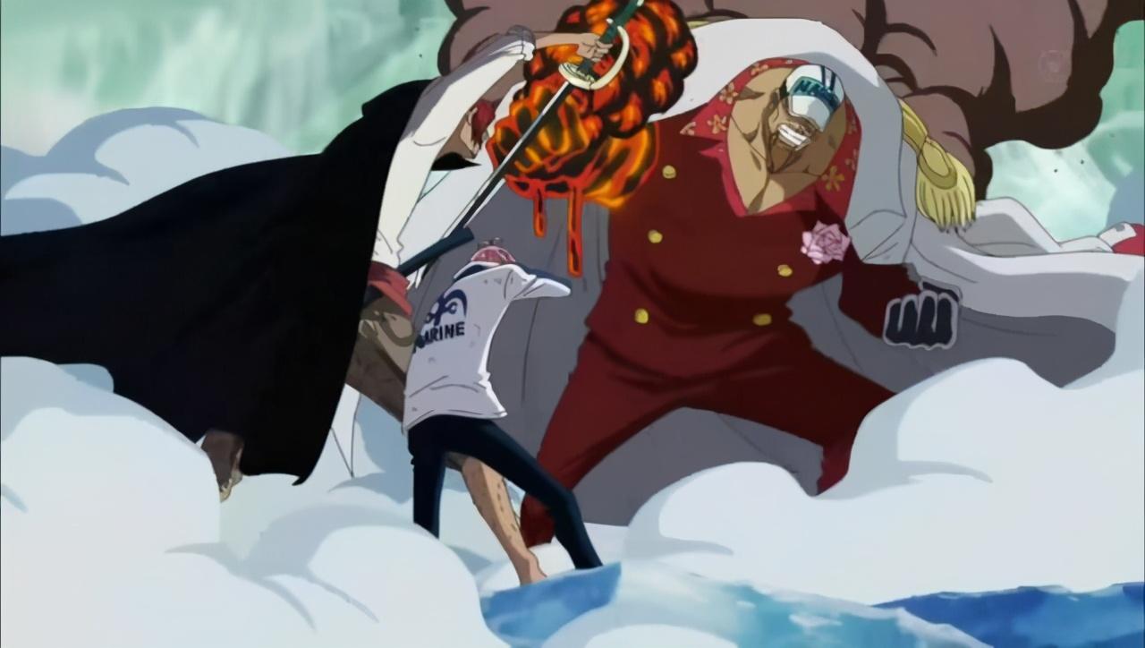 海賊王:香克斯的三大能力,除了霸王色和劍術出眾,他還擅長交友