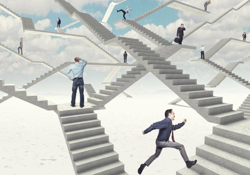 一個人開始走上坡路的4條驚人定律,總有一條可以成就你