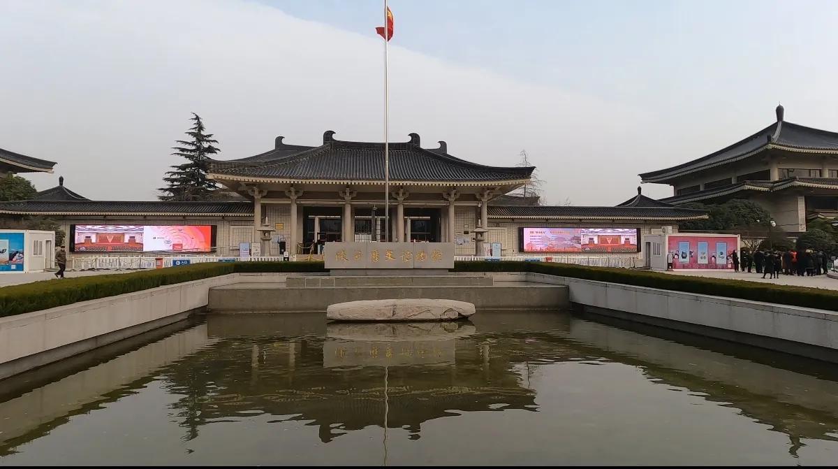 西安必去的景点——陕西历史博物馆(7)唐代壁画真品馆导览