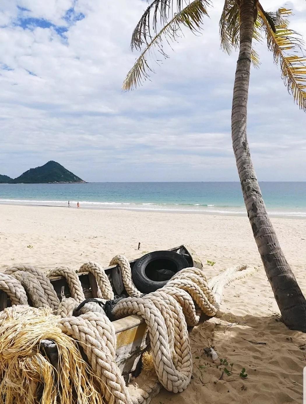 这个距离三亚100公里的海边小城,才是海南的下一个热门目的地