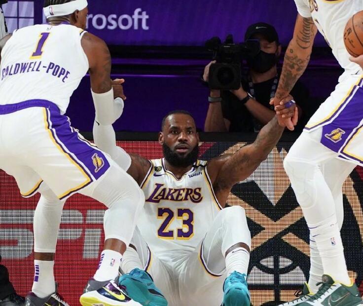 先輸1場後連贏4場晉級!湖人為何能複製首輪劇情?這三點要素很關鍵!-黑特籃球-NBA新聞影音圖片分享社區