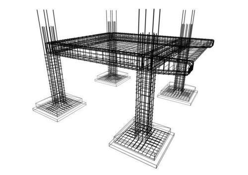 建造水工钢筋混凝土结构,先要识得钢筋混凝土结构图