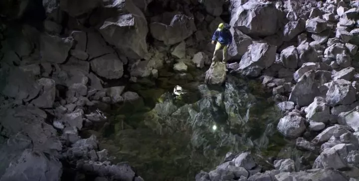 奇特的地下世界 Lava Beds火山岩床国家保护区