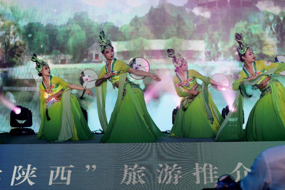 """""""文化陕西""""旅游推介走进重庆"""
