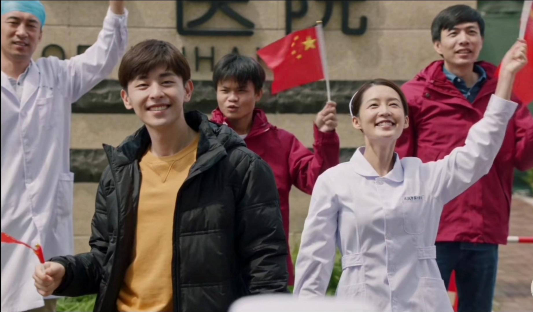 抗疫剧《在一起》10月播出,邓伦、雷佳音、杨洋角色都有原型