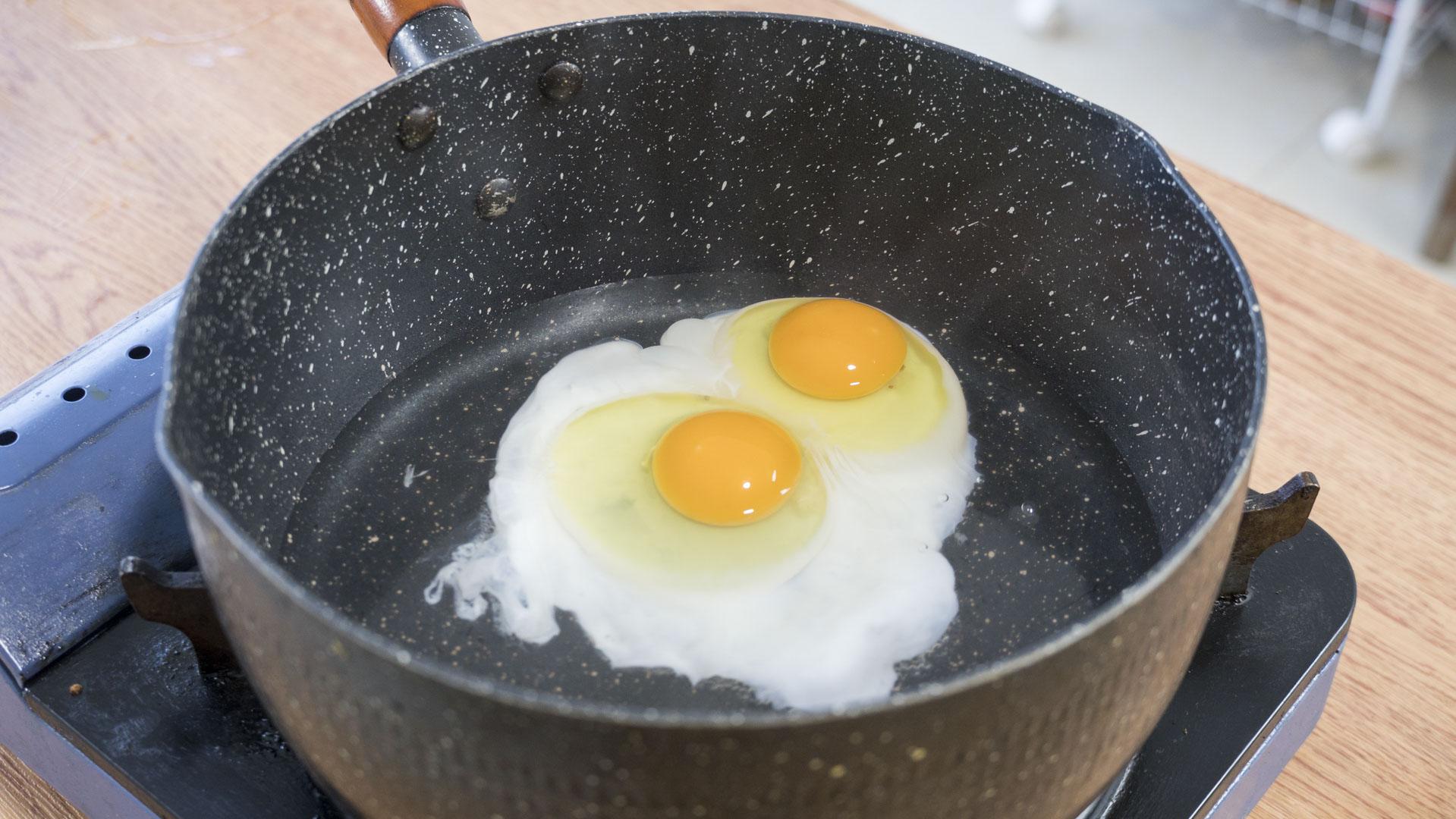 原來水煮荷包蛋這麼簡單,分享5種做法,做出來又圓又嫩還不散花