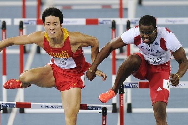 刘翔:中国百年难遇的超级飞人,人生起起落落的体坛英雄