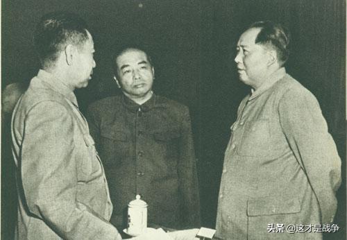 毛主席和彭德怀之间的这个故事,整整误传了30年,该说清楚了