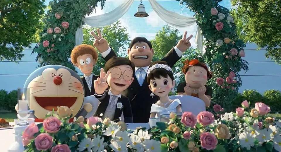 哆啦A梦剧场版猫眼评分9.3,大雄和奶奶太催泪,网友:眼泪止不住