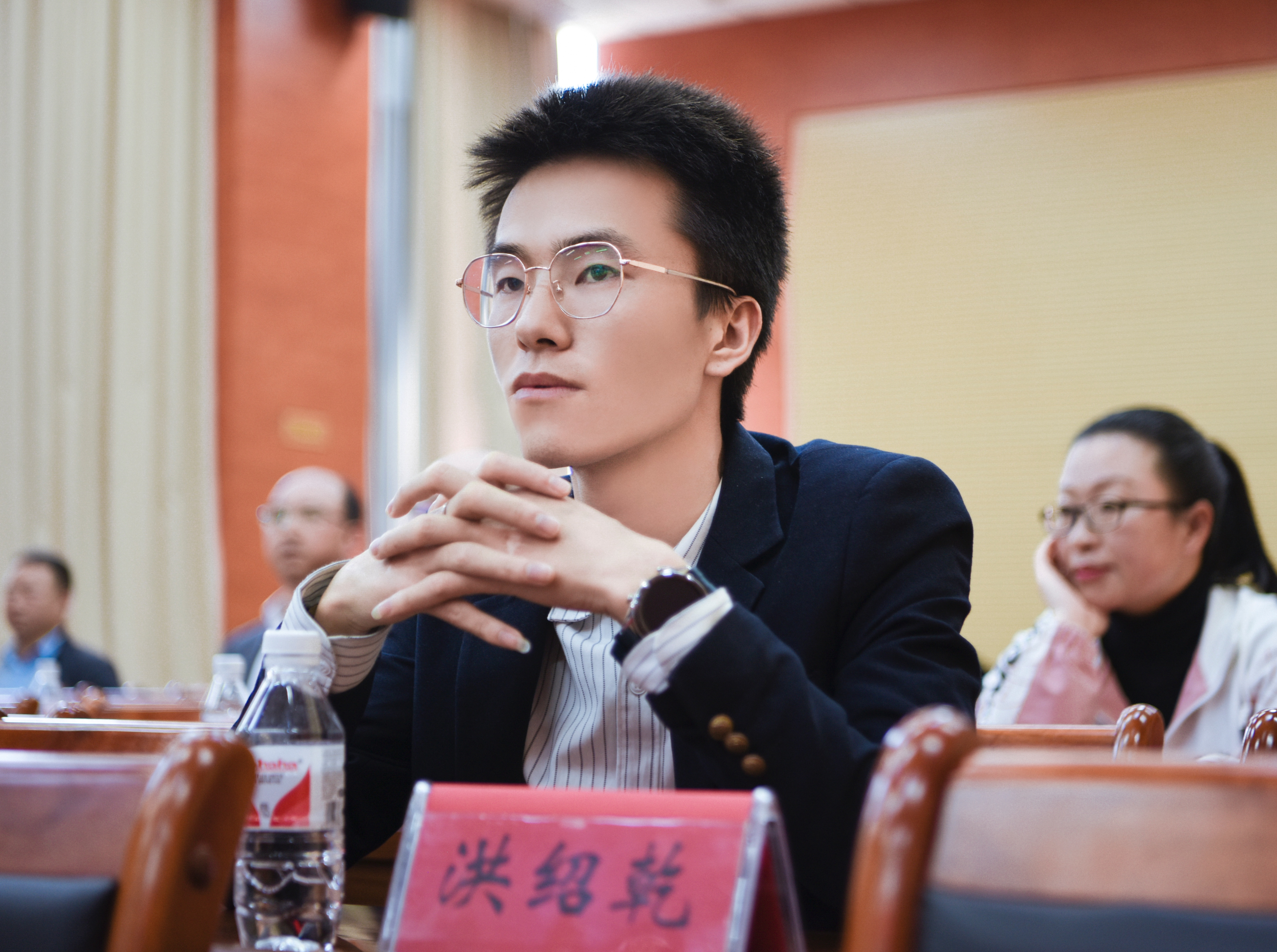 作品推荐   2021年作家洪绍乾诗歌作品选