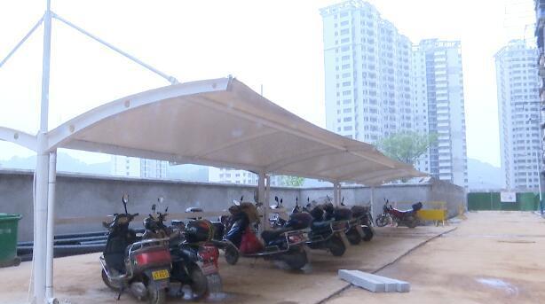 湖北老旧小区改造:鄂州雨台山小区居住生活环境变美了