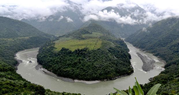 """中国将要开发下游水电,印度担忧被""""卡脖子"""",也要在藏南建大坝"""