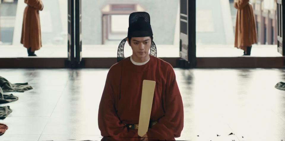 《骊歌行》大结局:傅柔盛楚慕被皇帝赐婚,周王谋反失败禁足边境
