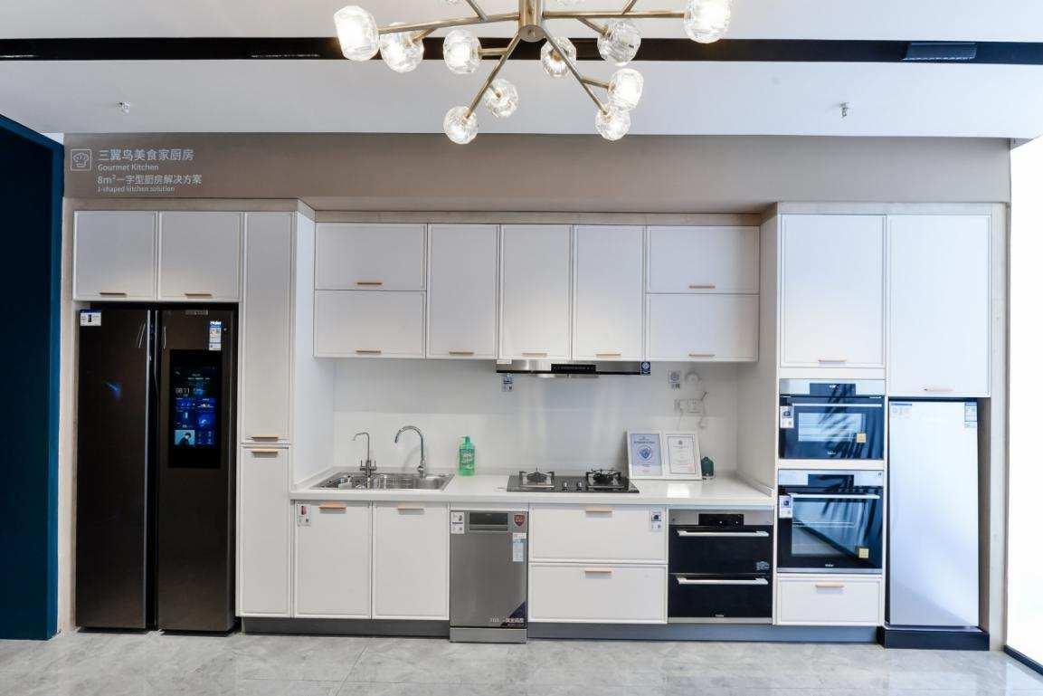 22年老厨房怎么改造?三翼鸟有智慧厨房7天焕新方案