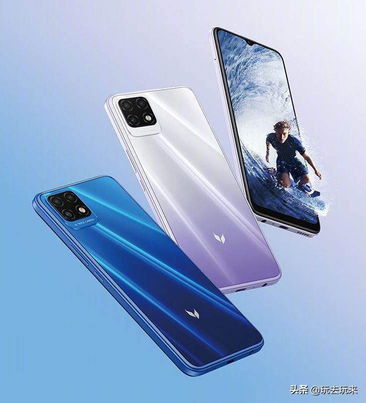中国电信新机「麦芒10 SE 5G」发布:搭载骁龙480 5G处理器