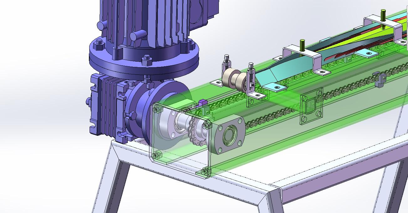 shaper折弯机折翻机模型3D图纸 STEP格式