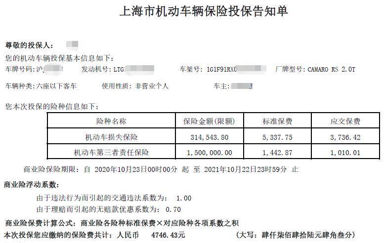 """跑车惹的祸?上海""""好车主""""的烦恼:两年未理赔,车改后保费却要上涨几百块"""