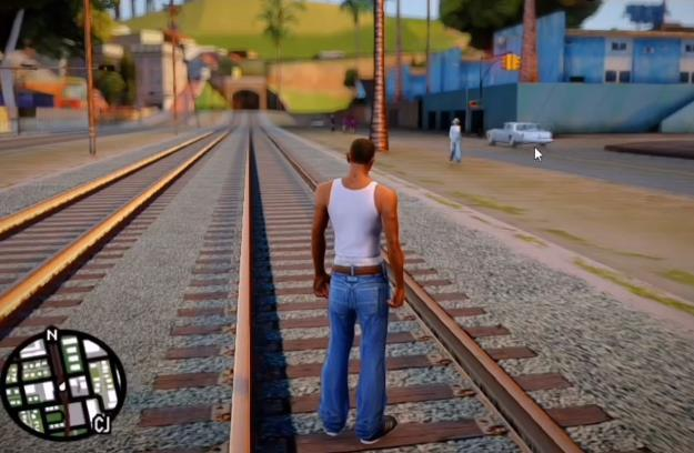 哪位《GTA》主角的身高最高?人均185的大高个?还是他垫底
