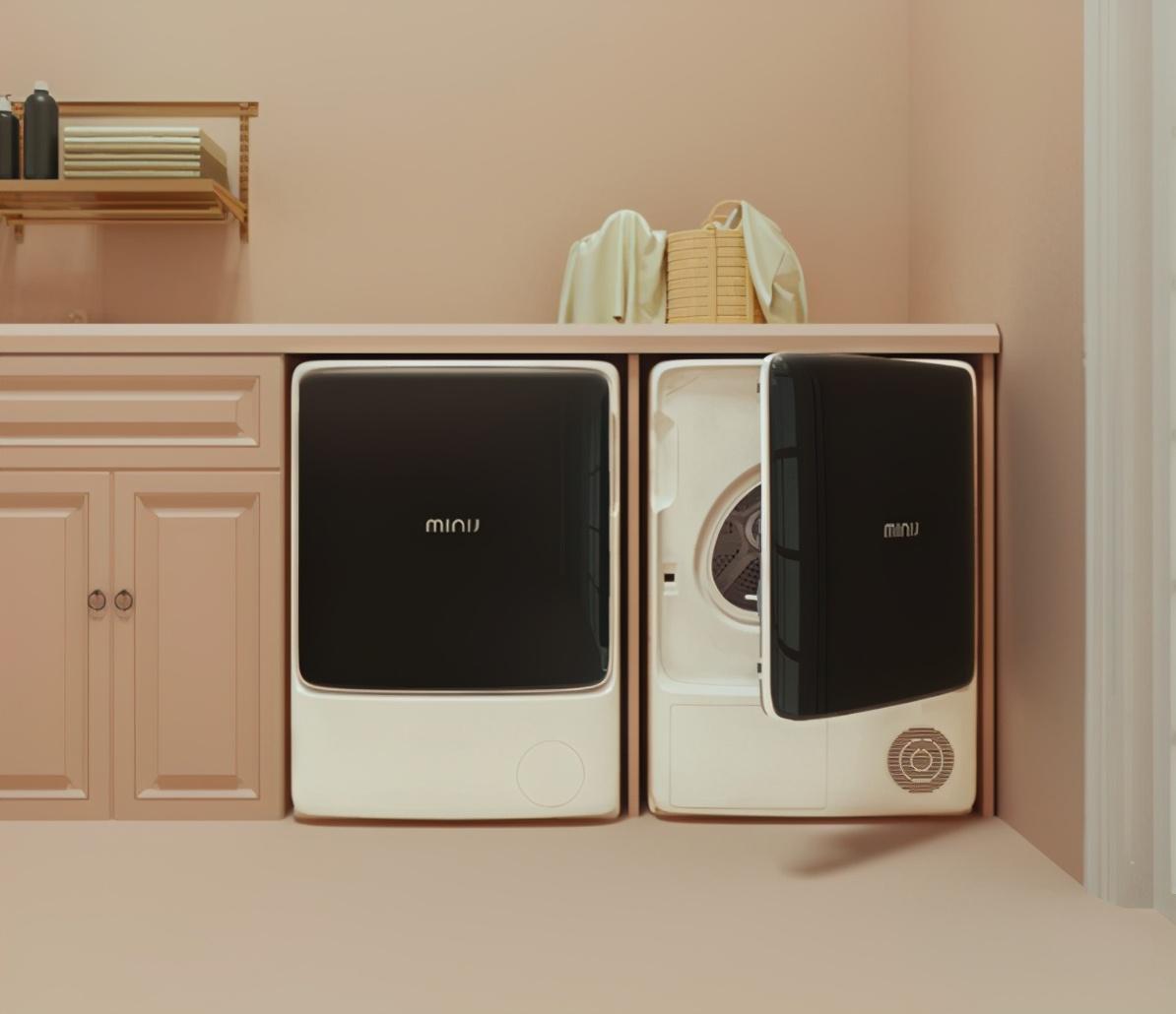 洗衣机应该怎么选:洗烘套装or洗烘一体机?