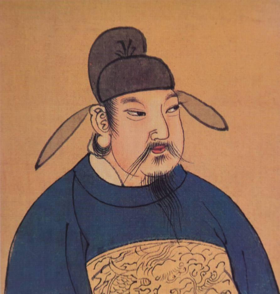 唐朝史上的传奇帝王《李隆基》