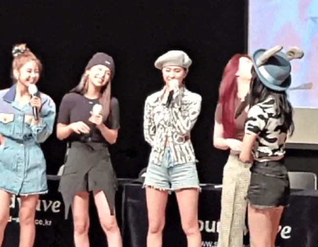 这次回归对Red Velvet意味着什么;不顾受害者心情?Lia活动引不满