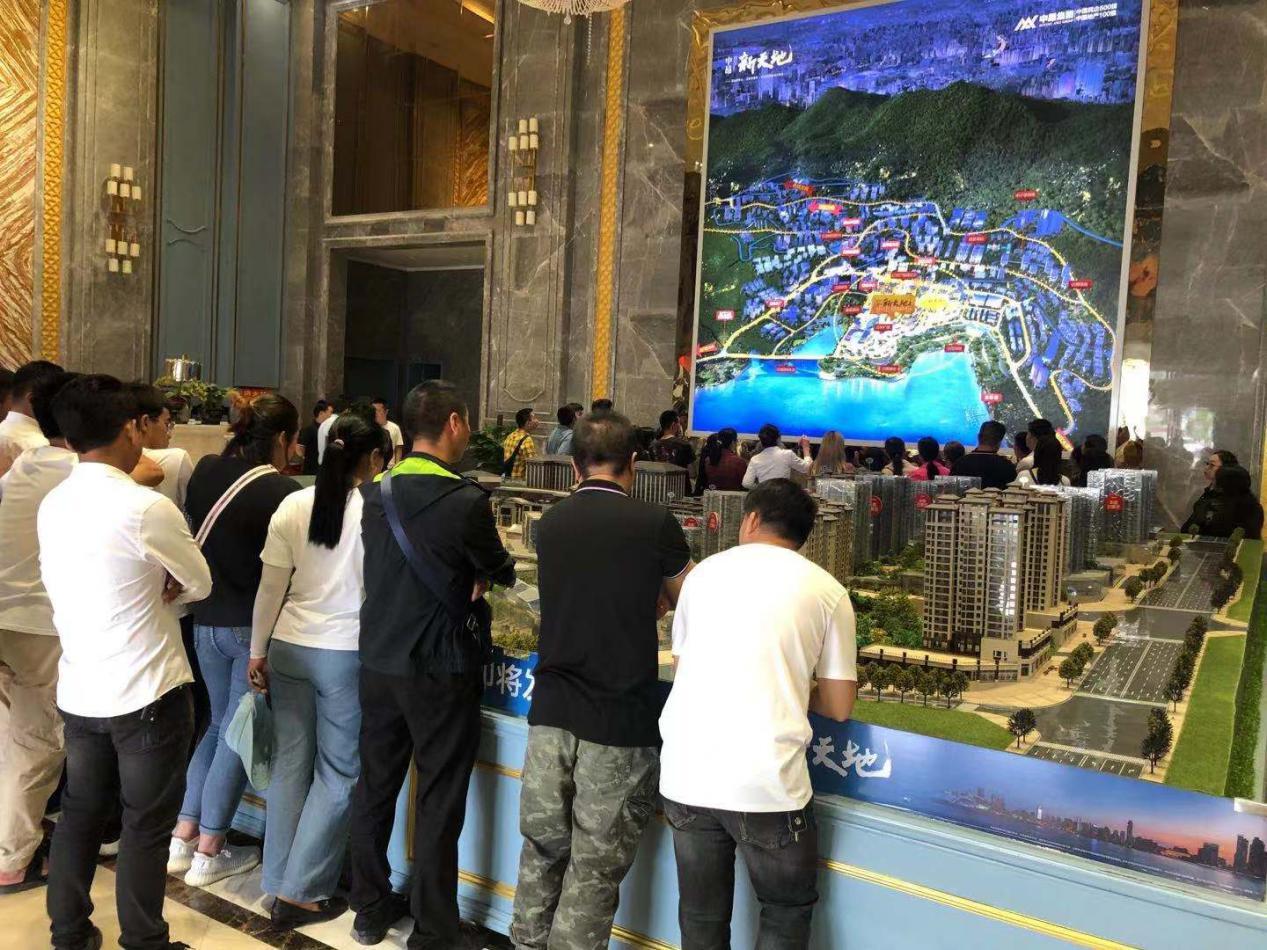 未开先火,中昂滨江青年公馆引全城关注