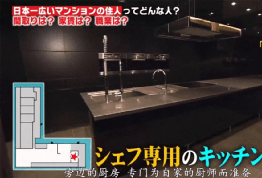 日本高级公寓房内走廊30米长?阳台比卧室都大,这么豪横?