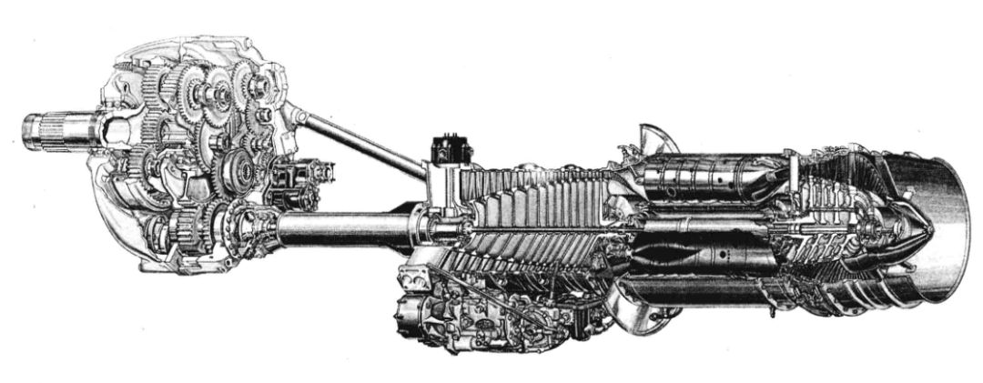 比E2D发动机构架先进一代以上:涡桨10,国产预警机救命稻草