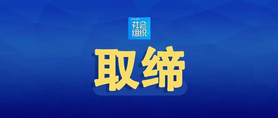 """""""中國紅色書畫院""""等五家非法社會組織被取締"""