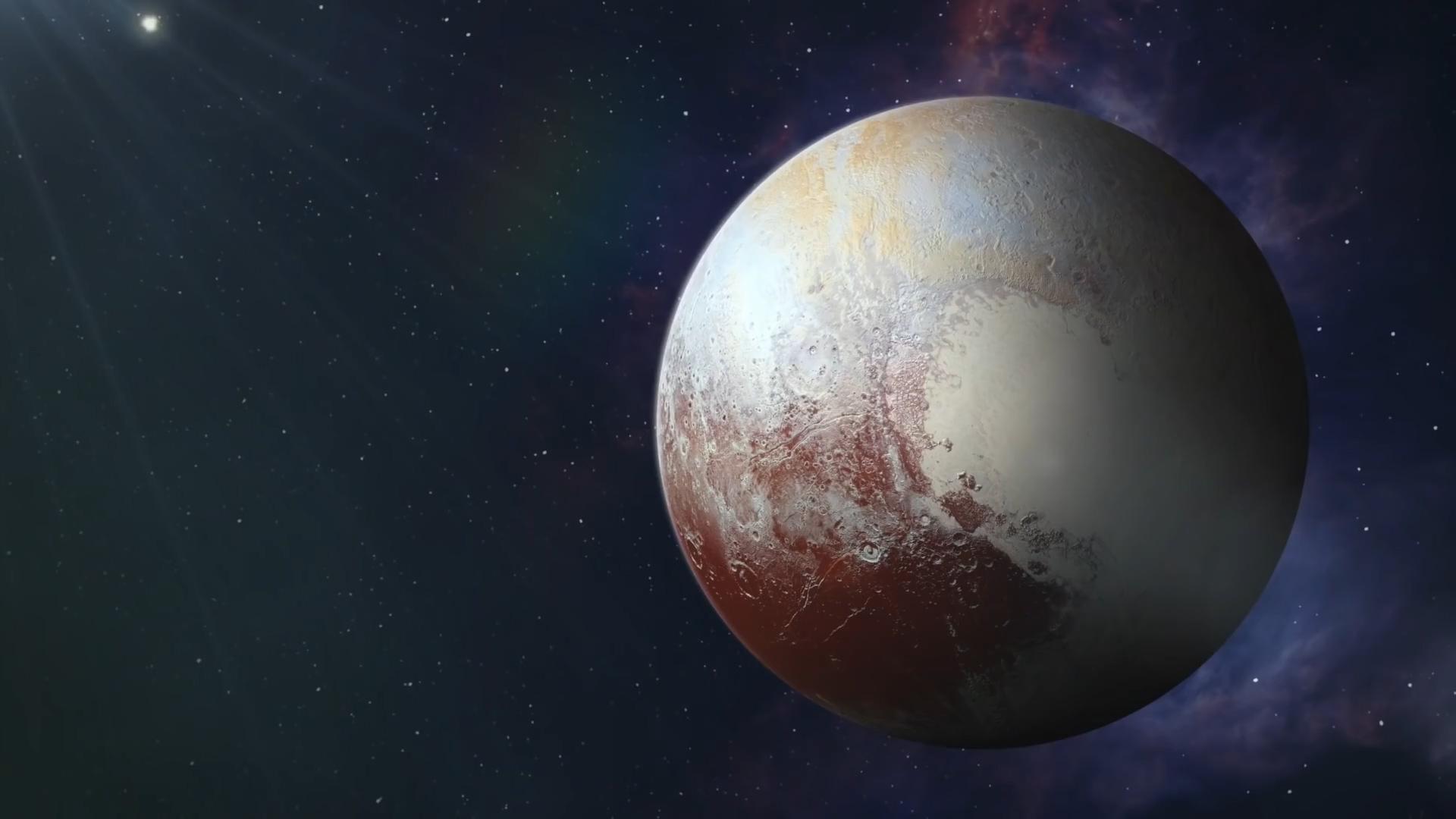 距太阳59亿公里的冥王星,究竟有何可怕之处
