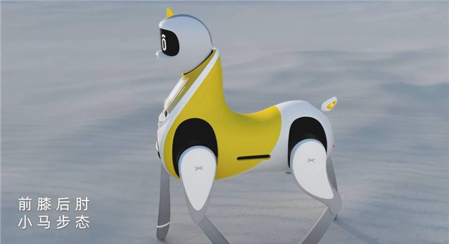 """小鹏""""造完飞机再造马"""",新造车+智能机器人这组""""CP""""大有深意"""