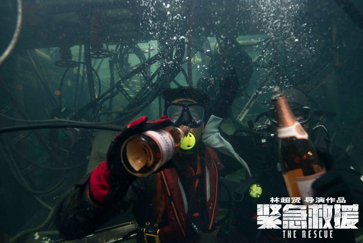 《紧急救援》第一波口碑出炉,中国平民英雄征服影迷