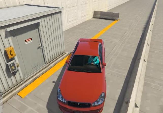 众所周知《GTA5》是一款驾考模拟器,练习科目二的必备佳作