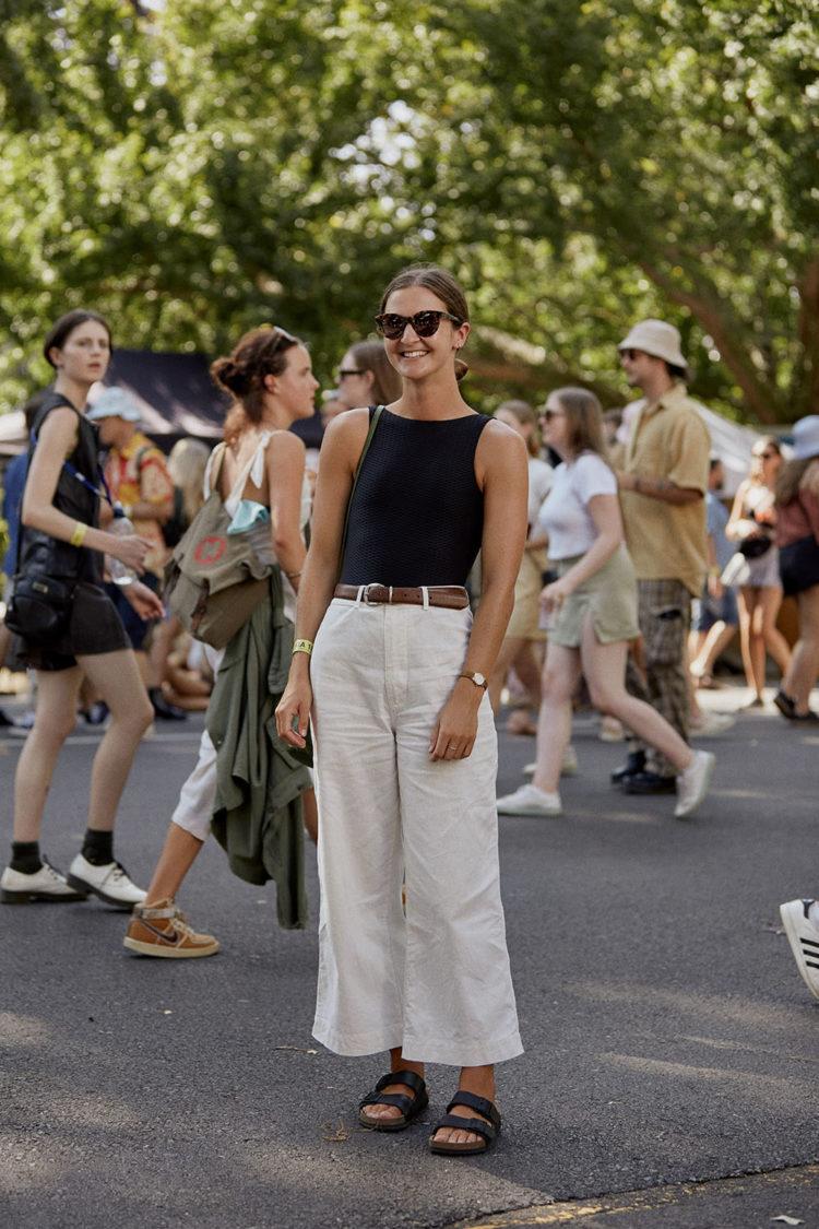 闊腿褲的10種不同穿法,讓你重新愛上這款經典褲型