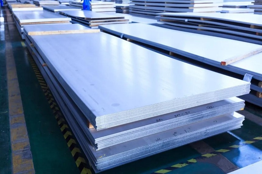 不锈钢中厚板的特性