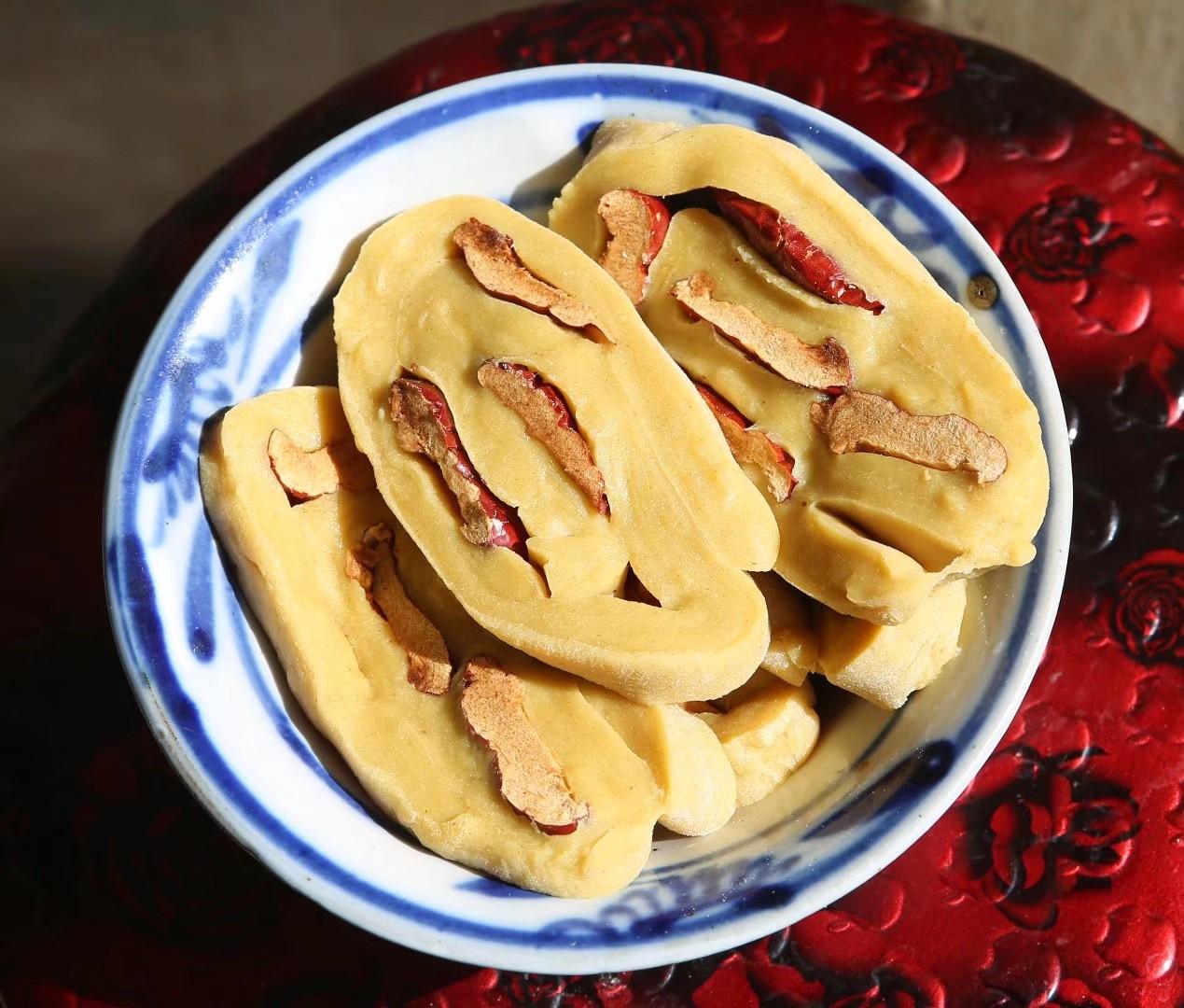 「陕北美食」软格溜溜的油糕