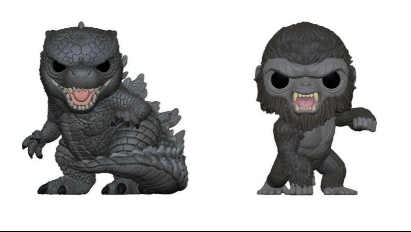 《哥斯拉大战金刚》:骷髅岛猛男和哥斯拉总裁,谁是更强的怪兽?