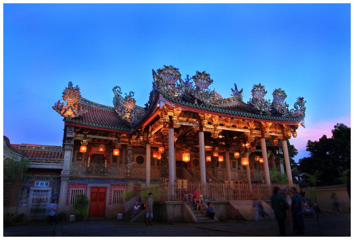 槟城:遗落在南洋之滨的华人之城