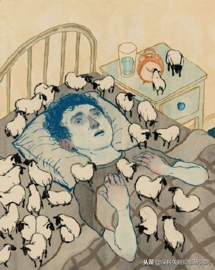 失眠恐惧症,越怕失眠越失眠