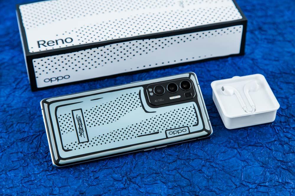 关于OPPO Reno5 Pro+艺术家限定版的8问8答